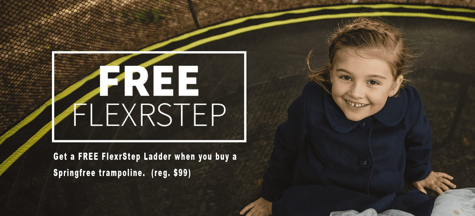 Free Flexrstep with Spring Free purchase