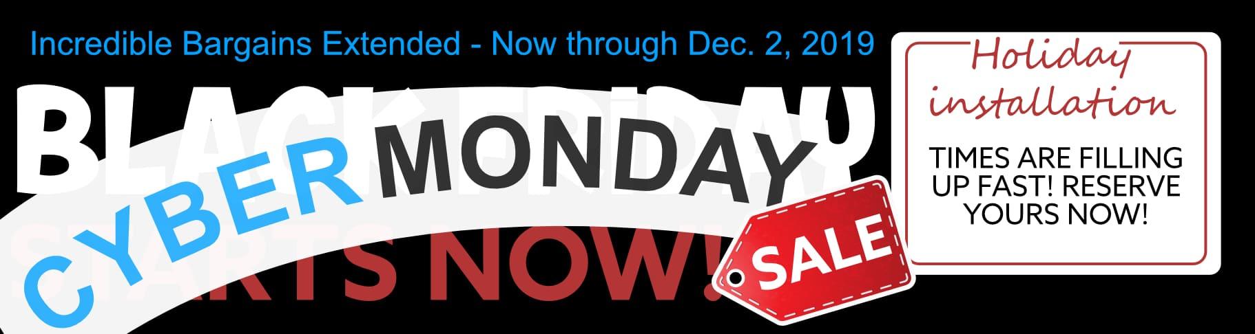 Cyber Monday Sale - 2