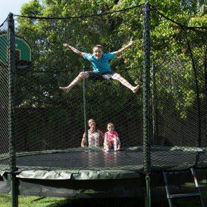 Alleyoop & Jumpsport Trampolines