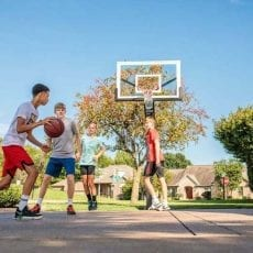 Featured Basketball Hoops