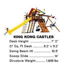 King Kong Castles